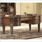 Hooker Furniture Beladora Writing Desk in Caramel Finish