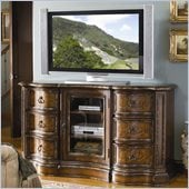 Hooker Furniture Beladora Entertainment Console in Caramel Finish