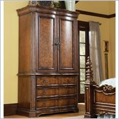 Hooker Furniture Beladora Armoire in Caramel Finish