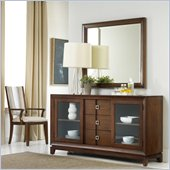 Hooker Furniture Felton Three-Drawer Two-Door Buffet