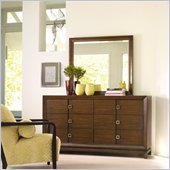 Hooker Furniture Felton Dresser and Mirror Set