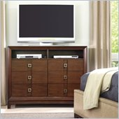 Hooker Furniture Felton Six-Drawer TV Stand