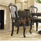 Hooker Furniture Grandover Splatback Arm Chair