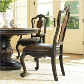 Hooker Furniture Grandover Splatback Side Chair