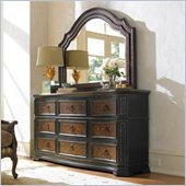 Hooker Furniture Grandover Dresser and Mirror Set