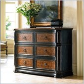 Hooker Furniture Grandover Six-Drawer Mule Chest