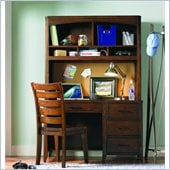 Hooker Furniture Opus Kendall Desk with Hutch