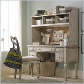 Hooker Furniture Opus Abby Desk with Hutch