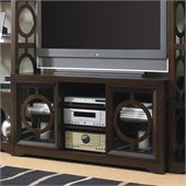 Hooker Furniture Kinsey 60 Entertainment TV Console in Walnut