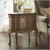 Hooker Furniture Seven Seas Handpainted Oval Accent Table