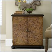 Hooker Furniture Seven Seas Two Door Map Chest Console