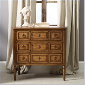 Hooker Furniture Seven Seas Three Drawer Chest Console