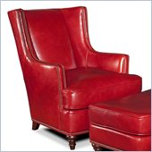 Hooker Furniture Seven Seas Club Chair in Big Kahuna Coral Reef