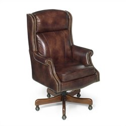 Hooker Furniture Seven Seas Executive Office Chair in Empire Byzantine