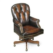 Hooker Furniture Seven Seas Round Top Executive Chair in James River