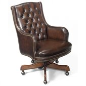 Hooker Furniture Seven Seas Executive Chair in James River Manchester