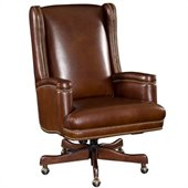 Hooker Furniture Seven Seas Executive Chair in Valenica Arroz