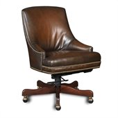 Hooker Furniture Seven Seas Executive Chair in Sarzana Fortress