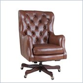 Hooker Furniture Seven Seas Executive Chair in Smithsonian Luxury