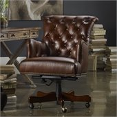 Hooker Furniture Seven Seas Tufted Executive Chair