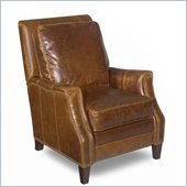 Hooker Furniture Seven Seas Recliner Chair in Sondrio Grumello