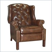Hooker Furniture Seven Seas Recliner Chair in Savoy Bains