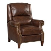 Hooker Furniture Seven Seas Recliner Chair in Omega Driftwood