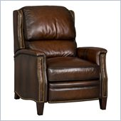 Hooker Furniture Seven Seas Plush Recliner Chair in Sarzana Fortress