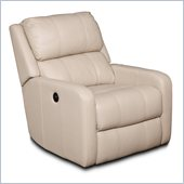 Hooker Furniture Seven Seas Power Recliner Chair in Toast