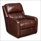 Hooker Furniture Seven Seas Power Recliner Chair in Toro