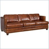 Hooker Furniture Seven Seas Stationary Sofa in Sanctuary Haven