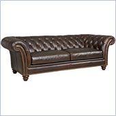 Hooker Furniture Seven Seas Stationary Sofa in Etosha Halali