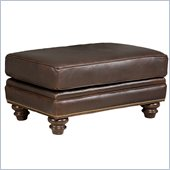 Hooker Furniture Seven Seas Ottoman in Etosha Halali