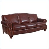 Hooker Furniture Seven Seas Stationary Sofa in Catwalk Gisele