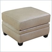 Hooker Furniture Seven Seas Ottoman in Marilyn Memories
