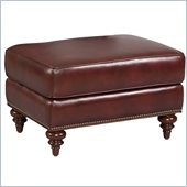 Hooker Furniture Seven Seas Ottoman in Savoy Arles