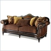 Hooker Furniture Seven Seas Stationary Sofa in Olde English Livery
