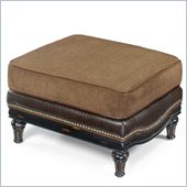 Hooker Furniture Seven Seas Ottoman in Olde English Livery