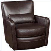 Hooker Furniture Seven Seas Swivel Chair in Acacia Mountain