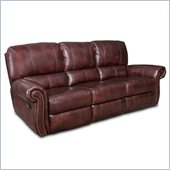 Hooker Furniture Seven Seas Motion Sofa in Tuscany Hillside