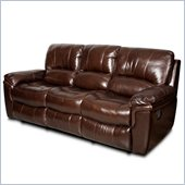 Hooker Furniture Seven Seas Motion Sofa in Toro