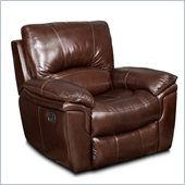 Hooker Furniture Seven Seas Glider and Recliner Chair in Toro