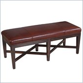 Hooker Furniture Seven Seas Bench Ottoman in Catwalk Gisele