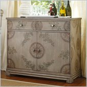 Hooker Furniture Sanctuary Two Drawer Two Door Hall Chest
