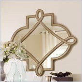 Hooker Furniture Sanctuary Shaped Mirror in Visage