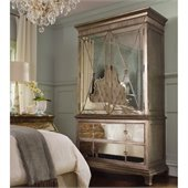 Hooker Furniture Sanctuary Armoire in Visage