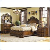 Hooker Furniture Beladora 4 Piece Bedroom Set