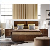 Hooker Furniture Felton 4 Piece Bedroom Set