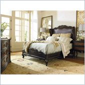 Hooker Furniture Grandover Shelter Bed 4 Piece Bedroom Set