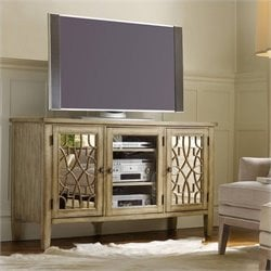 Hooker Furniture Sanctuary 60 Inch Entertainment Console in Surf-Visage